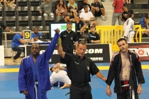 Tarie Miles took Bronze at the 2012 World Championships in the White Belt division