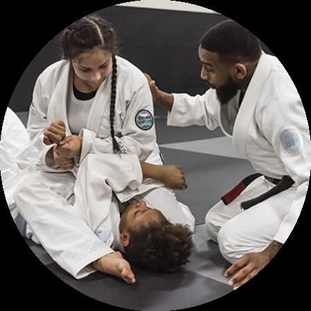 jiu-jitsu instruction